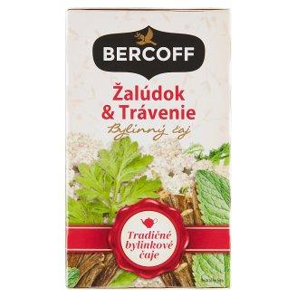 Bercoff Klember Herbal Stomach & Digestion Herbal Tea 20 x 1.5 g