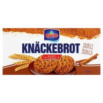 Racio Knäckebrot so škoricou 125 g