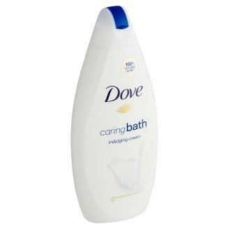 Dove Beauty Bath Indulging Cream Beautifying Foam in a Bath 500 ml