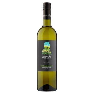 Matyšák Veltlínske Zelené 2012 akostné víno biele suché 0,75 l