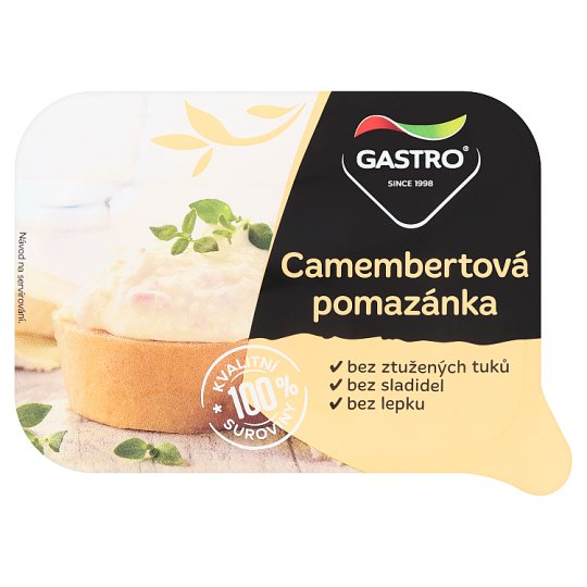 Gastro Camembert Spread 120 g