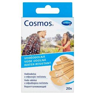 Cosmos Waterproof Plasters 20 pcs