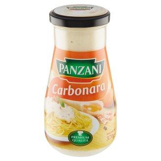 Panzani Carbonara Ready Sauce with Cream and Bacon 370 g