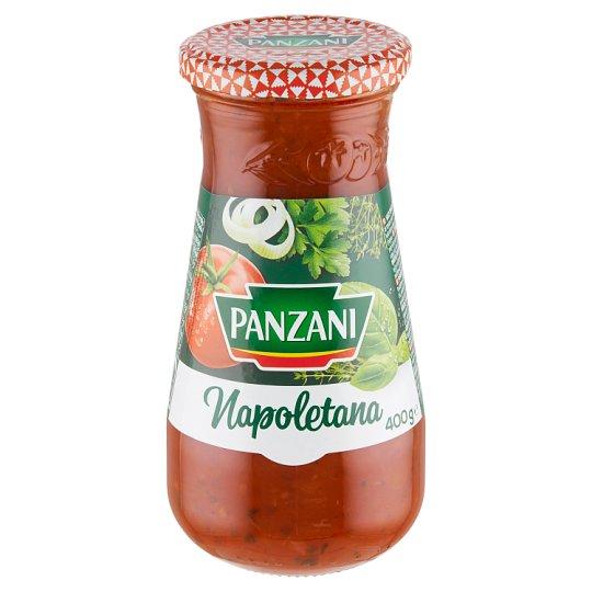 Panzani Napoletana paradajková omáčka na olivovom oleji 400 g