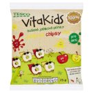 Tesco Goodness Vitakids Dried Apple Slices Apple Chips Mix for Children 25 g