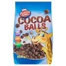Breakfast King Obilninové kakaové guľôčky s vitamínmi, vápnikom a železom 250 g