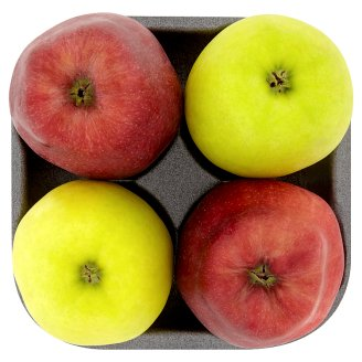 Mix Apples Golden Delicious and Red Delicious 4 pcs Coaster