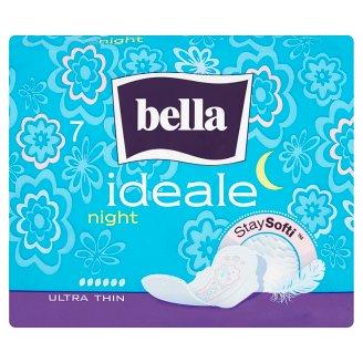 Bella Ideale Night StaySofti ultratenké hygienické vložky 7 ks