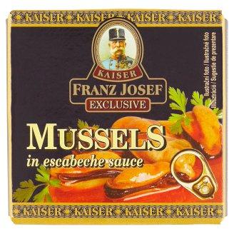 Kaiser Franz Josef Exclusive Mussels in Escabeche Sauce 80 g