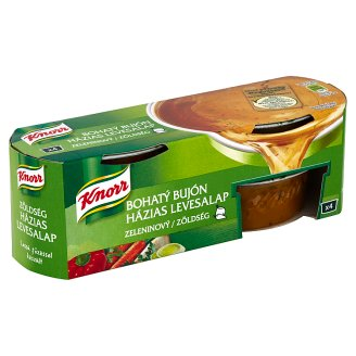 Knorr Bohatý Bujón Vegetable 4 x 28 g