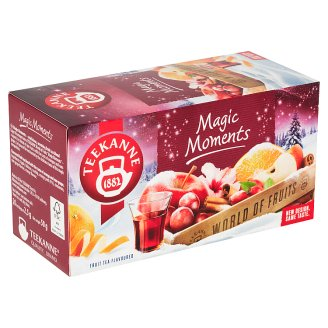 TEEKANNE Magic Moments, World of Fruits, 20 vrecúšok, 50 g