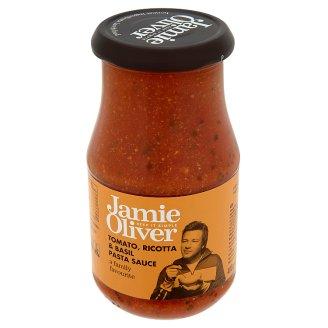 Jamie Oliver Omáčka na cestoviny paradajky, syr ricotta a bazalka 400 g
