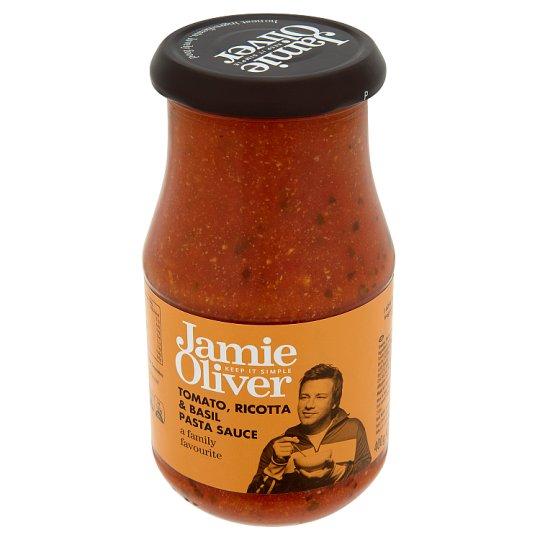 Jamie Oliver Tomato Ricotta and Basil Pasta Sauce 400 g