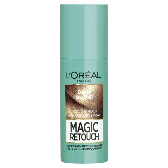 L'Oréal Paris Magic Retouch Dark Blond Instant Root Concealer Spray 75 ml