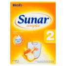 Sunar Complex 2 Follow Dried Milk Infant Nutrition 2 x 300 g