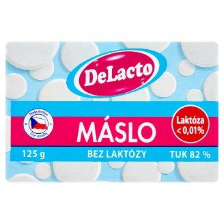 Mlékárna Olešnice DeLacto maslo bez laktózy 125 g