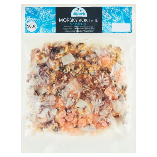 Sea Cocktail Deep-Frozen 500 g