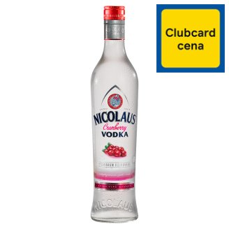 Nicolaus Cranberry Vodka 38% 700 ml