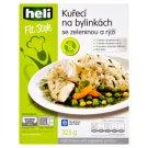 Heli Fit Style Kuracie mäso na bylinkách so zeleninou a ryžou 325 g