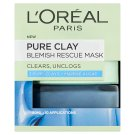 L'Oréal Paris Pure Clay Blemish Rescue Mask 50 ml