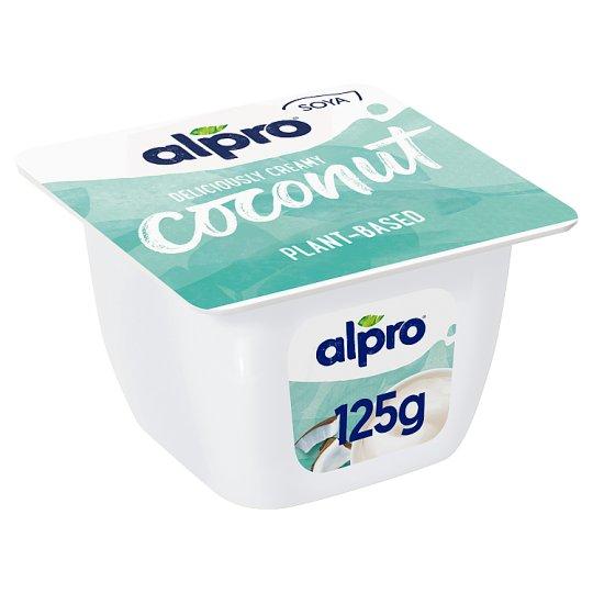Alpro Sójový dezert s kokosom 125 g