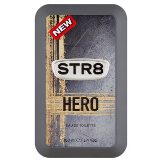 STR8 Hero Eau de Toilette 100 ml