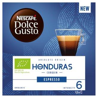 NESCAFÉ Dolce Gusto Honduras Corquin Espresso - kapsulová káva - 12 kapsúl v balení
