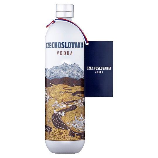 Karloff Czechoslovakia Vodka 40 % 700 ml