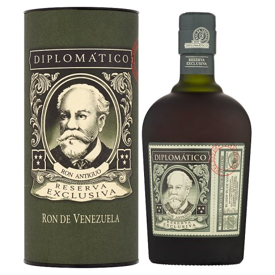 Diplomático Resérva Exclusiva Ron De Venezuela 700 ml