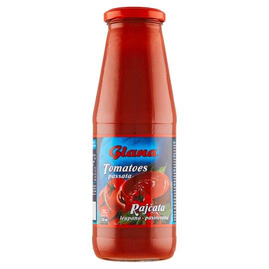 Giana Pasírované lúpané paradajky 680 g