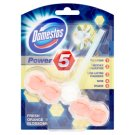 Domestos Power 5 Fresh orange blossom tuhý WC blok 55 g