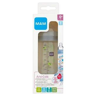 MAM Anti-Colic fľaša 0+ mesiacov 260 ml