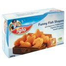 Iglo Funny Fish Shapes Breaded Fish Portions Deep Frozen 300 g