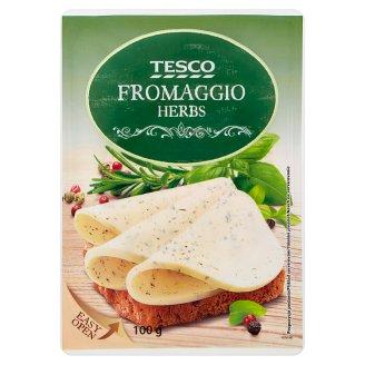 Tesco Fromaggio Herbs 100 g