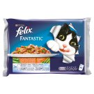 FELIX Fantastic Selection of Fish with Vegetables 4 x 100 g