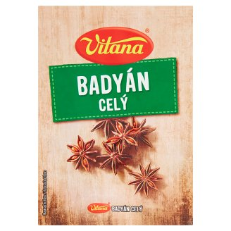 Vitana Badián celý 5 ks