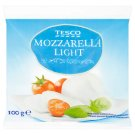 Tesco Mozzarella Light 100 g