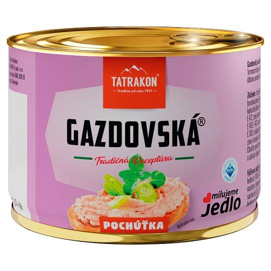 Tatrakon Gazdovská pochúťka 180 g