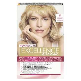 L'Oréal Paris Excellence Creme Blond svetlá 8