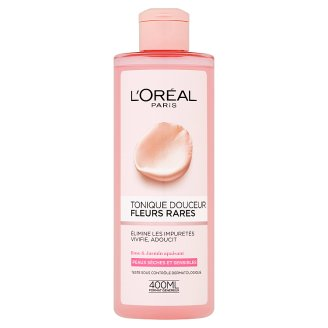 L'Oréal Paris Lotion with Extracts of Rare Flowers for Dry and Sensitive Skin 400 ml