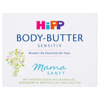 HiPP Mamasanft Sensitive telové maslo 200 ml