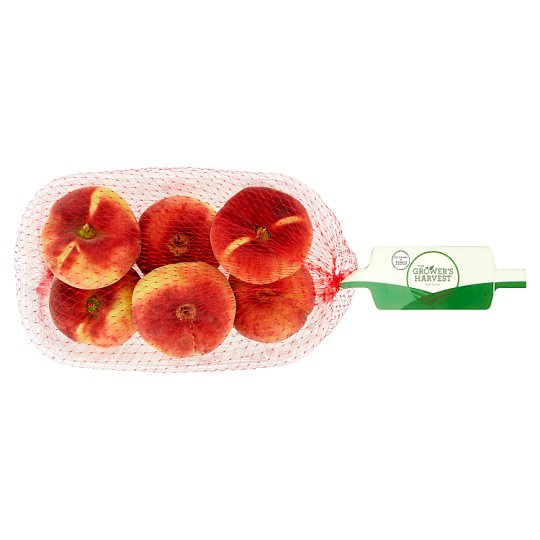 The Grower's Harvest Peaches Flat 500 g