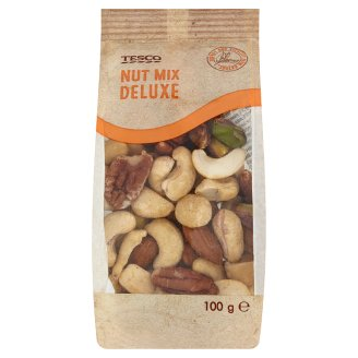Tesco Nut Mix Deluxe 100 g