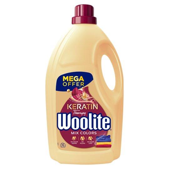 Woolite Mix Colors Liquid Detergent 75 Washes 4.5 L