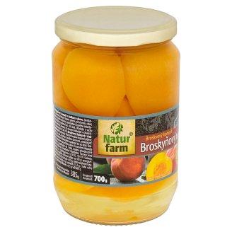 Natur Farm Peach Compote 700 g