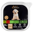 Tesco Pet Specialist Premium Junior Pate with Lamb and Calf 300 g
