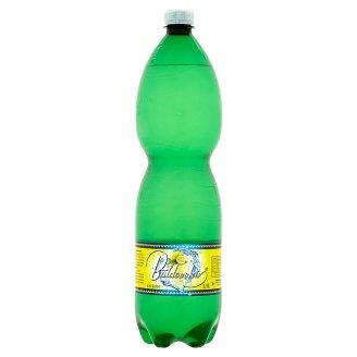 Baldovská Carbonated Mineral Water with Lemon Flavor 1.5 L