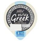Tesco Finest Greek Creamy Natural Yoghurt 0% Fat 150 g