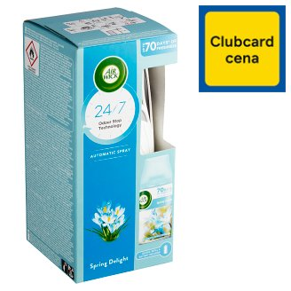 Air Wick Freshmatic Pure difuzér a náplň do osviežovača vzduchu svieži vánok 250 ml
