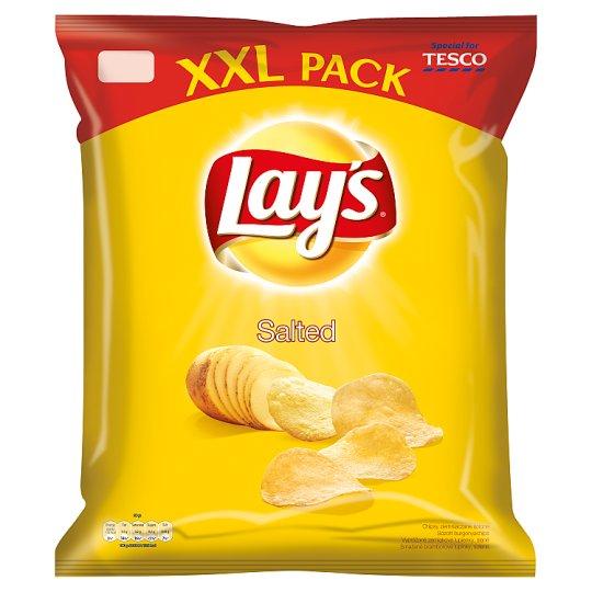Lay's XXL vyprážané zemiakové lupienky slané 240 g